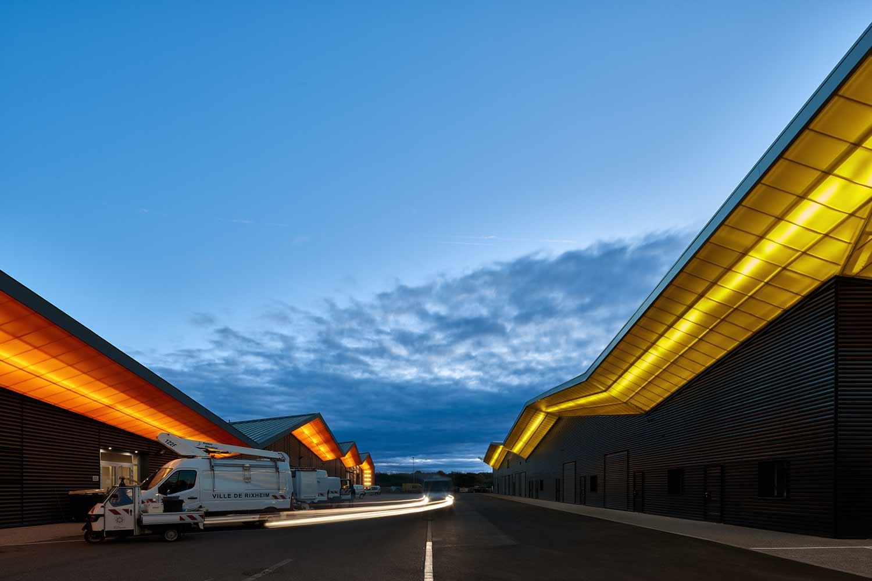 design architettura strutturale pasini