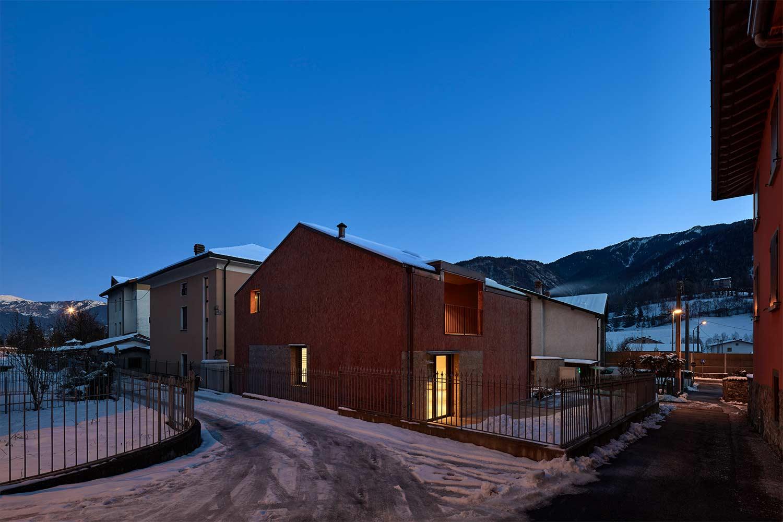 architetti progettazione milano italia pasini