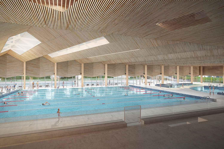 chambery piscina architettura