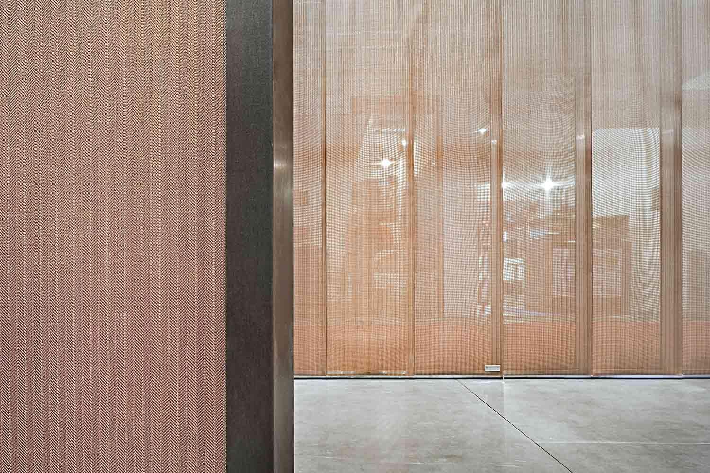 dettaglio tacchi fold martinoli architetti