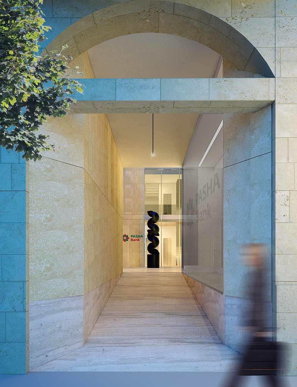 ingresso architetti pasini martinoli