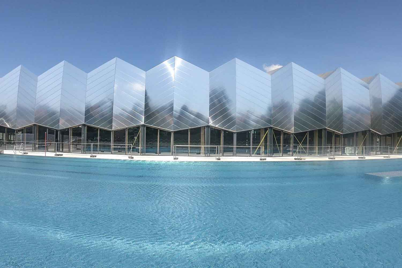 piscina esterno architetti pasini martinoli